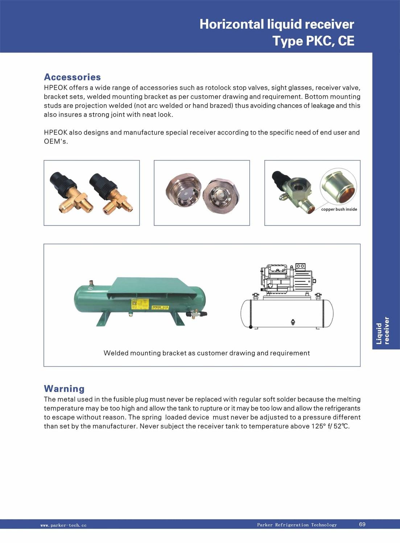 Shenzhen Parke Refrigeration Technology Co , Ltd
